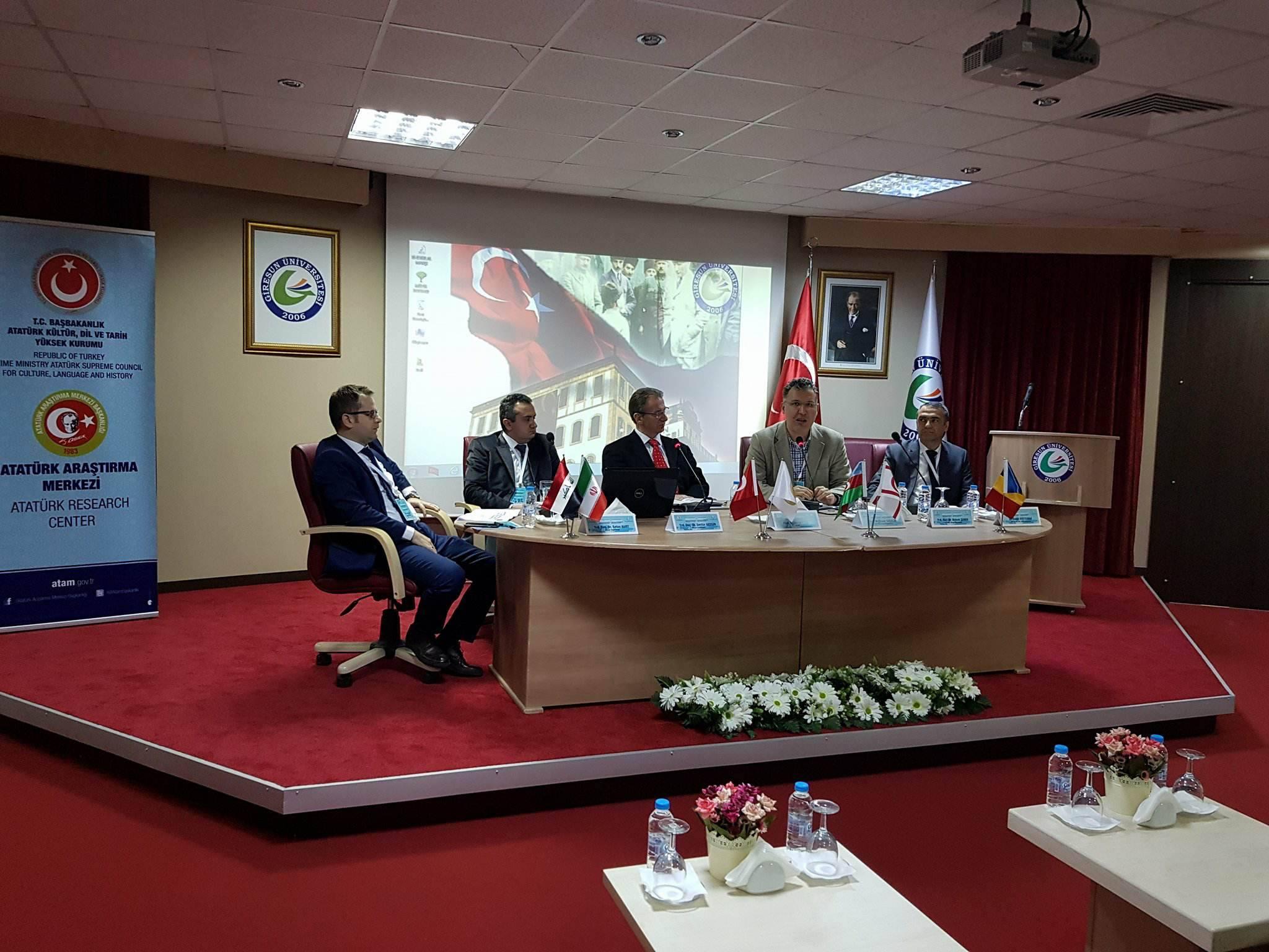 30 Kasım-2 Aralık 2017, Giresun, ATAM ve Giresun Üniversitesi, ile ilgili görsel sonucu