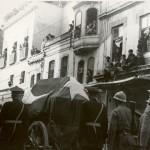 Atatürk'ün Vefatı Dolmabahçe - Sarayburnu - İzmit 8