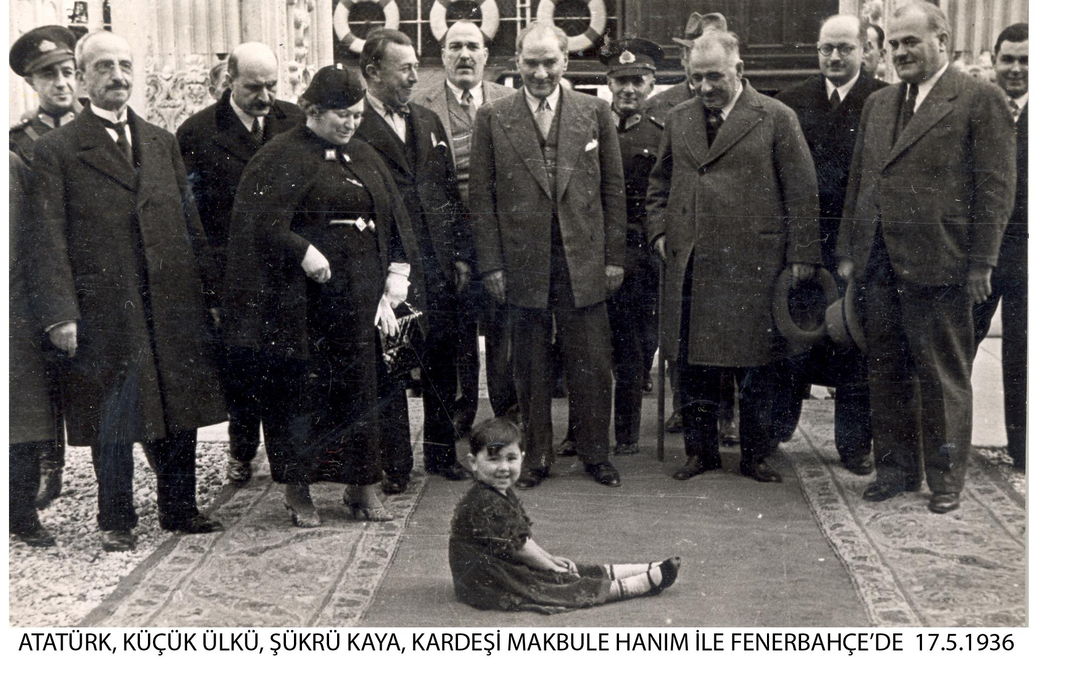 Atatürk ve Çocuklar 5