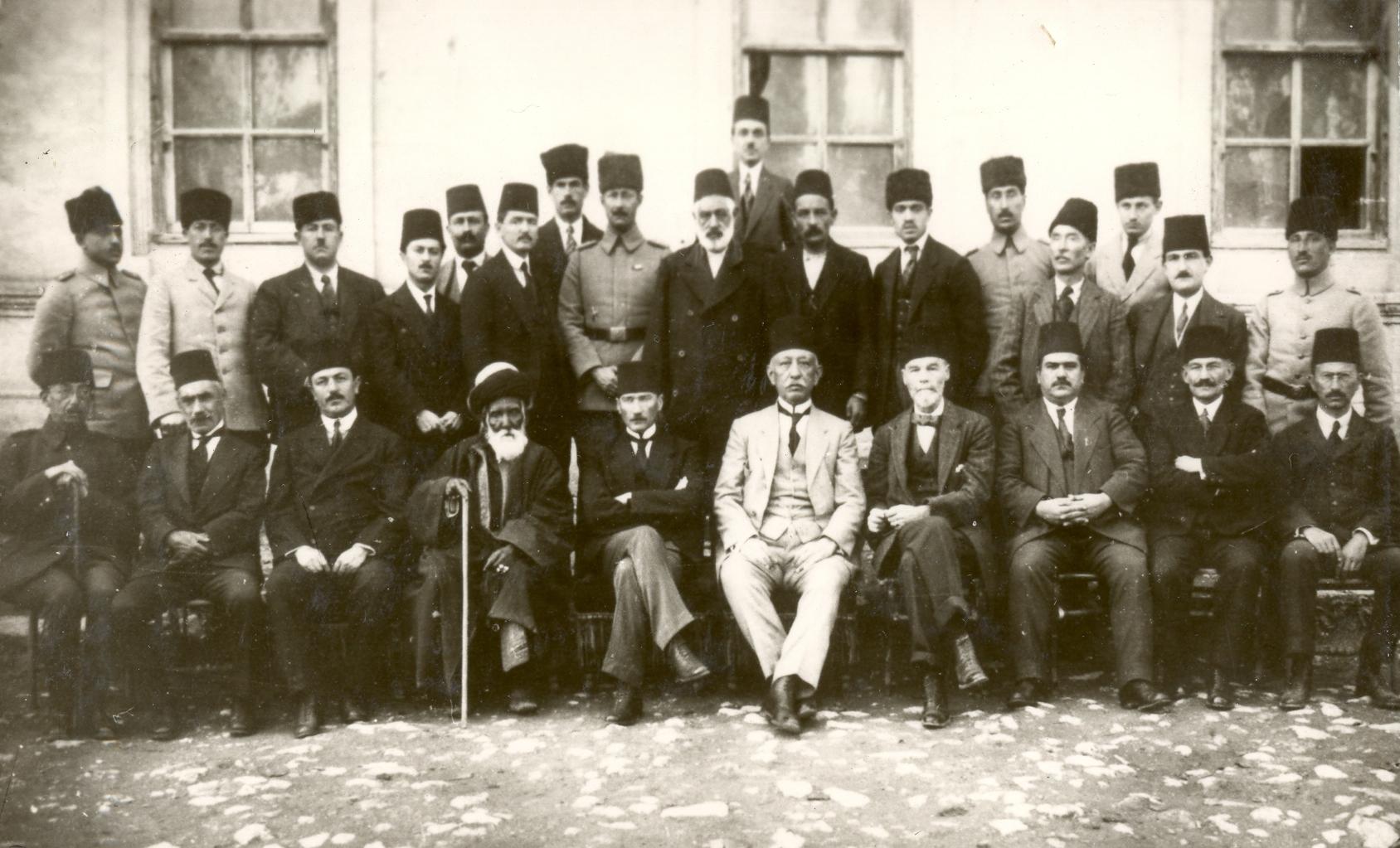 Fotoğraflar | Atatürk Araştırma Merkezi
